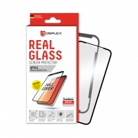 Displex - Real Glass 0,33mm 3D  + Frame -  Apple iPhone 11 PRO, X, Xs - Screen glass Protectors