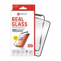 Displex - Real Glass 0,33mm 3D  + Frame -  Apple iPhone 11 Pro Max - Screen glass Protectors