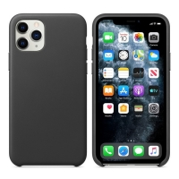 Cyoo - Alcantara Hardcase - iPhone 11 - Black