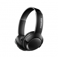 Philips - SHB3075BK - Bass + On-Ear Headphone - 3.5mm Jack - Black