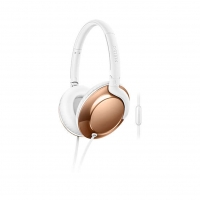 Philips - SHL4805RG - Flite Everlite Headset - 3,5mm Jack - Rose / Gold
