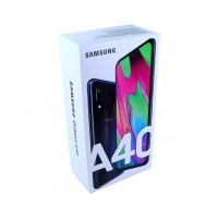 Samsung - A405F Galaxy A40 (2019) Original Packaging - WITHOUT device and accessories