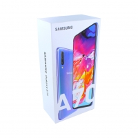 Samsung - A705F Galaxy A70  Original Packaging - WITHOUT device and accessories
