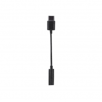 Xiaomi Original Adapter - USB Typ-C to 3,5mm Jack - black