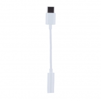 Xiaomi Adapter - AM20 / CM20 - USB Type-C to 3,5mm Jack - White