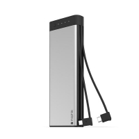 Mophie - Encore Plus Rechargable - Power Bank - USB C - 10.000mAh - Black
