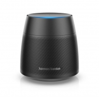 Harman-Kardon - Astra Voice Activated - Alexa Bluetooth Lautsprecher - Black