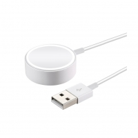 Cyoo - magnetic  charge cable - USB - Apple Watch - 1m - white