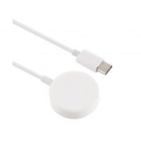 Cyoo - magnetic  charge cable - Typ-C - Apple Watch - 1m - white