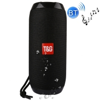 T&G - TG117 Portable BT Speaker - Black