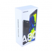 Samsung - A805F Galaxy A80 Original Packaging - WITHOUT device and accessories - Black