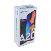 Samsung - A202F Galaxy A20e - Original accessories Box WITHOUT device