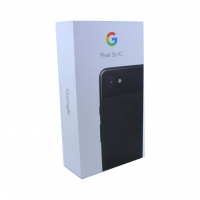 Google Pixel 3a XL  - Original Packaging - WITHOUT device