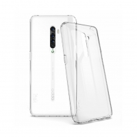 OPPO - Original Silikon Hülle - OPPO A9 2020 - Transparent - Cover - Case