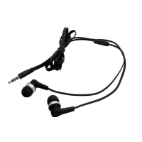 BlackBerry - WH35 Stereo Headset - 3,5mm - Black