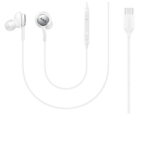 Samsung - Original AKG In-Ear Typ C Headset - white