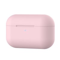 Cyoo - Premium Silicon Cover - Apple AirPods Pro - Pink