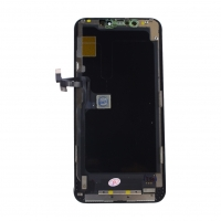 OEM - Lcd+Touch Screen Full Set - Apple iPhone 11 Pro Max - Black - OEM Oled