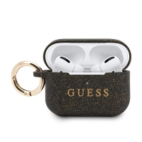Guess - Apple Airpods Pro - Silicon Cover Ring - black