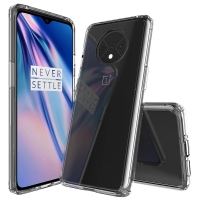 ONEPLUS - Original Silicon Cover - Oneplus 7T - Transparent
