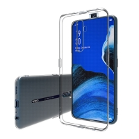 OPPO - Original Silicon Case - Reno2z - Transparent