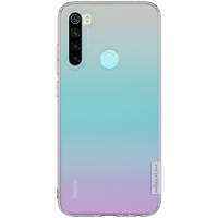 Xiaomi - Original silicaon Case -  Xiaomi Redmi Note 8 - Transparent