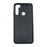 Xiaomi Original - Silicon Case -  Xiaomi Redmi Note 8 - black
