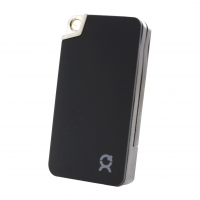 Xqisit - Power Bank - Lightning and Micro USB - 1500mAh - Black - Made for iPhone