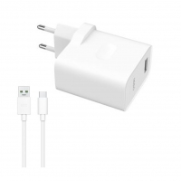 OPPO - Warp Charger +  Typ - C Cable - 30W - white - quick charger