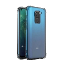 Xiaomi - Original Silicon Case - Xiaomi Redmi Note 9 - Transparent