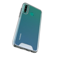 Huawei - Original Silicon Case - Huawei Honor 9x - Transparent