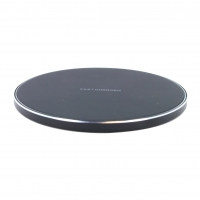 Cyoo - Basic Wireless charge pad  - black - charger  Qi Standard  induktiv