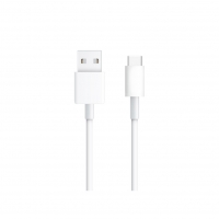 Xiaomi - Original - Typ C charge cable  - 5A - 1m -  white - data cable
