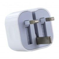 Apple - MU7V2ZM/A -  UK 3Pin Cargerr 18W - USB Typ-C - White - Adapter