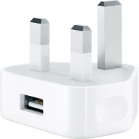 Apple -  MD812B/A / A1399 3Pin UK chager - 5W - white - original adapter