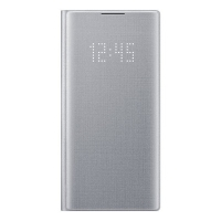 Samsung - EF-NN970 - LED View Cover -  N970F Note 10 - Silver - Wallet