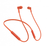 Huawei - CM70 FreeLace - In-Ear Bluetooth Headset - Orange