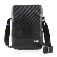 BMW - M Carbon Effect Stripe - Travel Bag - 7 to 8 Zoll