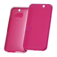 HTC - HC M232 - Hima Dot View Case II Candyfloss - HTC One (M9)