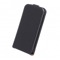 Leder Flip Cover/ Handyhülle/ Case - Samsung G388F Galaxy Xcover 3