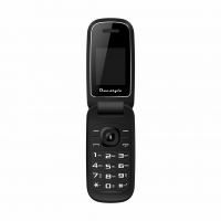 Onestyle -Shell - Dual Sim Mobile phone - Black