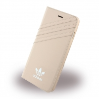 Adidas Basics - Stand Case / Book Cover / Handytasche - Apple iPhone 7 Plus