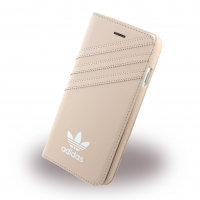 Adidas Basics - Book Cover / Hülle / Handytasche - Apple iPhone 7