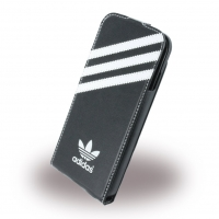 Adidas Basics - Flip Cover / Hülle / Handytasche - Apple iPhone 6,6s