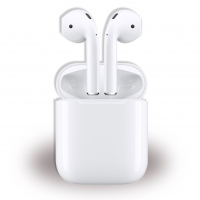 Apple - AirPods - MMEF2ZM/A - Stereo Bluetooth Headset