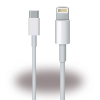 Apple - MK0X2ZM/A - 1m Datenkabel / Ladekabel USB Typ C - iPhone 6, 6s, 6s Plus, 7, 7 Plus