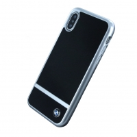 BMW - Aluminium Stripe HC - Hardcover - Apple iPhone X