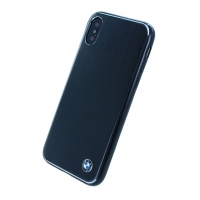 BMW - Brushed Aluminium - Hardcover - Apple iPhone X