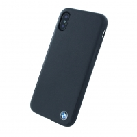BMW - Leder Hardcover - Apple iPhone X