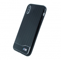 BMW M - Carbon + Aluminium - Hardcover - Apple iPhone X